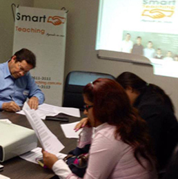 Sucursales Smart Teaching